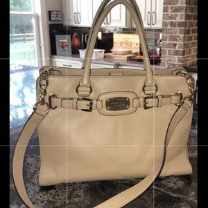Michael Kors Leather Satchel Handbag Purse NWT'S!!